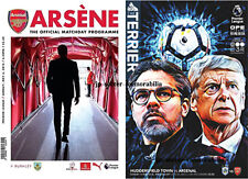 Arsenal v Burnley + Huddersfield Town- FA Premiership - Wenger Last Two Games!!!