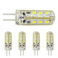 5X G4 Pin Base LED Bulbs Spot Light Lamp 3W Cool White SMD 3014 DC 12V New