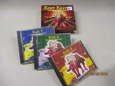 Echt Kult - Die besten deutschen Schlager der 60er & 70er CD box 3 CDs