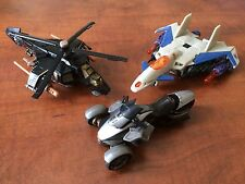 Transformers Mixed Lot: Thunderwing, Tomahawk, & Knock Out All Complete