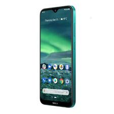"""NUOVO Nokia 2.3 CIANO VERDE 32GB 6.2"""" LTE Dual Sim Android 9 Sbloccato SIM Gratis Regno Unito"""