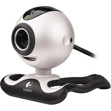 Logitech QuickCam Pro 4000 Web Cam Skype Internet PC Laptop Camera Webcam V-UT16