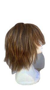 used 100% human hair wig