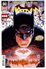 1)BATMAN Vol.3 #45(6/18)SUPERMAN/BOOSTER GOLD/ROBIN(TONY DANIEL)CGC WORTHY(9.6)!