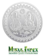 Amazing Laxmi Ganesh Silver Coin 99.6 % From Jaipur Sarafa Traders @ 10 Gram