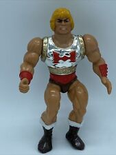 Vintage Masters Of The Universe Action Figure Mattel 1985 Toy He-Man Rare Find