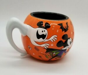 Disney PARKS - MICKEY'S NOT SO SCARY HALLOWEEN PARTY 2020 PUMPKIN GHOST MUG
