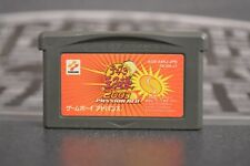 THE PRINCE OF TENNIS 2003 PASSION RÉSEAU GAME BOY ADVANCE JAP JP JPN GBA GAMEBOY