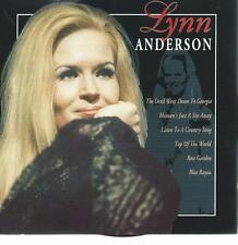 CD album - LYNN ANDERSON -  SAME   -COUNTRY / ROSE GARDEN