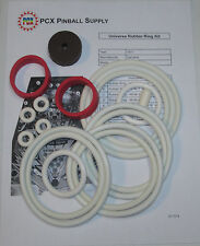 1977 Zaccaria Universe Pinball Machine Rubber Ring Kit