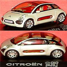 Citroen C-AIR Play 2005 White Metallic 1:43 Norev