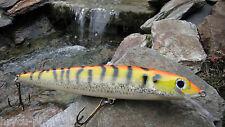 JAXON WOBBLER FISH MAX 21 cm SCHWIMMEND NATURAL DESIGN HIT !!!