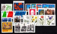 BERLIN - Jahrgang 1980 (= Nr. 614-636) postfrisch/** komplett