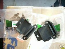 HOLDEN HK HT HG V8 CHEVROLET 307 327 350 PAIR GENUINE MACKAY ENGINE MOUNTS A1128