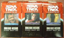 Star Trek CCG Dangerous Missions Deluxe Draft Box Set