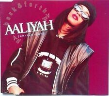 Aaliyah BACK & Forth (1994) [Maxi-CD]
