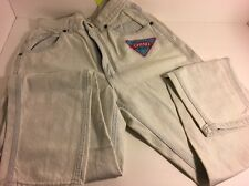 Womens Easy Rider Lee Mom Jeans 9 Med. Junior Eased Fit Chino Blues 100%Cotton
