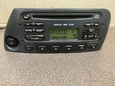 Ford Ka Sport Cosmos Grey Cd Stereo Radio CD player 6000 Rds + Code Head Unit
