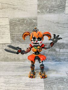 """6"""" FNAF Funko Five Nights at Freddy's Scrap Baby Complete Build a Figure Action"""