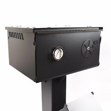 Rocket Stove Wood Burning Oven Attachment - Mini Portable Camping Oven