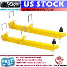 "28"" Length Universal Adjustable Traction Bars For GM Chevy Holden Chrysler 20475"