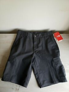 The North Face Men's Day Trip Cargo Shorts - Asphalt Grey Size 32