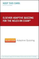 Elsevier Adaptive Quizzing for the NCLEX-RN Exam (36-Month) (Retail Access Card