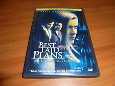 Best Laid Plans (DVD, 2000, Widescreen) Josh Brolin, Reese Witherspoon Used