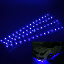 """6-12Pack DC 12V Waterproof 1Ft 15LED Strip Underbody Light with 6"""" wires 4 motor"""