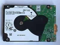 WD20SDRW-11VUUS0 parts for data recovery, ersatzteile datenrettung DCM DATE