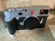 Leica M 10 24.0MP Digital Camera - Silver
