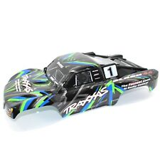 Traxxas Slash Body Black Green Blue Truck 4x4 VXL XL5 1/10 Fits 2wd