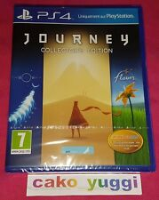 JOURNEY COLLECTOR'S EDITION SONY PS4 NEUF SOUS BLISTER VERSION 100% FRANCAISE
