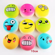 Emoji Mini Slow Rising Scented Squeeze Toy Kids Adult Stress Relief Toys
