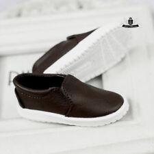1/4 BJD Shoes MSD Dollfie DOD AOD LUTS SOOM MID EID Coffee Casual shoes Sneaker