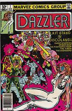 Marvel Comics! Dazzler! Issue 2!
