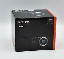 Sony Alpha 6500 Body ILCE 6500 sistema telecamera 24.2mp 7.5cm touchscreen NUOVO OVP