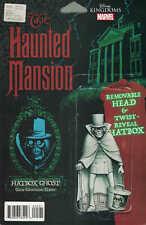 Haunted Mansion #5 Christopher Action Figure Variant Disney Kingdoms Marvel 2016