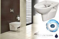 Spülrandlos WC Hänge Wand-WC (RosenStern) Tiefspüler Toilette ohne RAND