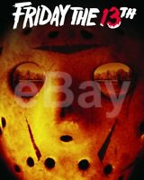 Friday the 13th (1980) Poster Artwork 10x8 Photo