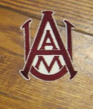 "NCAA Alabama A&M Bulldogs Sewn/Iron On Patch 3.4"" X 4.0"""