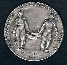 B0177 - MONNAIE - Une Médaille en Argent de 1968 Ministère de l'Agriculture