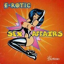 E-Rotic Sex affairs (1995) [CD]