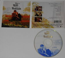 Zbigniew Preisner  When a Man Loves a Woman   U.S. promo label cd  hard-to-find