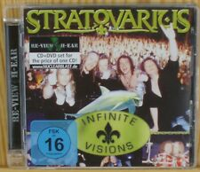STRATOVARIUS  Infinite visions  : CD + DVD