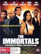 The Immortals (DVD, 2006)