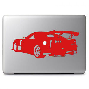 """Rotary Sports RX7 Car Vinyl Decal for Apple Macbook Air Pro 13"""" 13.3"""" 15"""""""