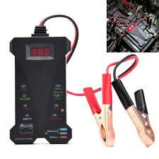 12V Automotive Car Battery Tester Analyzer SOH Cranking Alternator test B5