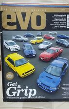 EVO magazine Issue 11 September 1999