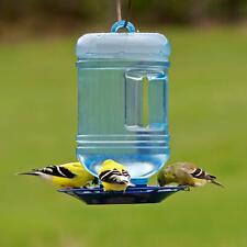Bird Water Bottle Feeder Wild For Birds Variety Drink Hanging - New